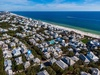 Aerial View - Steps from the Beach and Coquina Community Pool