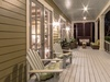 Take-in the Cool Evenings on the Front Porch