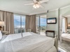 Master Suite - Offering Private Access to the Shared, Gulf Front Balcony