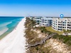 Aerial View - Offering an Effortless Walk to the Deeded Beach Access