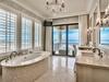 3rd Floor Master En Suite - Featuring a Soaking Tub & a Dual Vanity