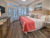 Guest Bedroom - Featuring Private Access to the Shared Porch