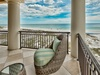 3rd Floor Balcony - Furnished with Seating for Two