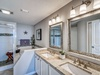 Master Ensuite - Equipped with a Dual Vnaity