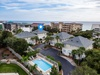 Aerial View - Offering Effortless Beach & Pool Access