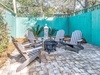Private Courtyard - Features the Pool & Fire Pit
