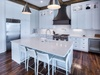 Kitchen - Island Seating for Four
