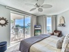 Master Bedroom - Offering Gulf Views from a Cozy King Size Bed
