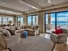 Living Room - Enhanced with Sliding Glass Doors & Over-sized Windows