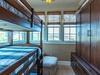 2nd Floor Bunk Room - Enhanced with Views of Deer Lake State Park