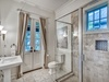 2nd Floor Master En Suite - Equipped with a Glass Enclosed Shower & Single Vanity