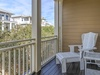 2nd Floor Master Suite Balcony - Private Access