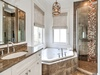 Pamper yourself in the master ensuite