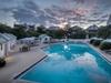 Take an Evening Dip at the Cabana Community Pool