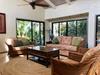 Living Room at the Makanui Main House