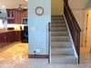 Kitchen & Stairway to Upstairs