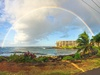 Rainbow Over Kuhio Shores