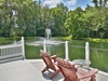 Waterview Dock Chairs & Fountain-min