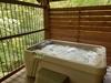 Cricket Hill Treehouse Hot Tub Web