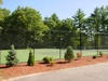 Suissevale tennis courts