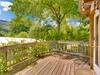 Relax on the deck and soak in the view of Lookout Mountain!
