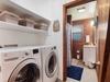 Full laundry facilities.