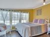 The queen bedroom...
