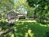 Backyard of Rock Cottage