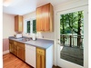 Small, but fun kitchen on the river.