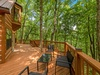 Your private getaway in the woods.