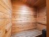 a private sauna...