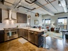 Large open kitchen perfect for entertaining!