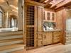 Master Bedroom Hallway off Kitchen