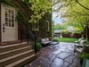And this courtyard patio is excellent for enjoying the warmer nights.