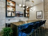 Entertain at this awesome wet bar