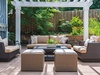 With a gorgeous back patio, you'll make amazing summertime memories.