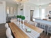 Dining Table & Bar Seating