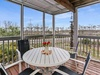 Dining on Screened Deck