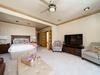 Upstairs: Master Bedroom Suite