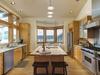 1st Floor: Kitchen with 2 Miele dishwashers