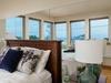Upstairs: Queen Bedroom with oceanview