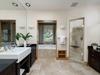 Upstairs: Master Bathroom