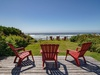 Lean back and breathe in the fresh ocean air from the comfort of your private deck