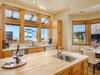 First Floor: Large well-equipped kitchen plus oceanview