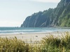 North end of Manzanita beach- 17 miles of soft sand between your toes.