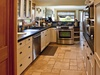 Bright and sparkling gourmet kitchen - a chef's delight