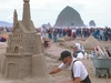Sandcastle Day - A Cannon Beach tradition each June
