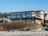 The ocean-facing first floor encompasses this exceptional home (upper floor is occupied by the owners)