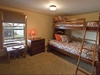 Bunk room located on the first floor. Twin over doubles plus twin trundle underneath