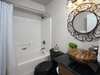 1st floor bath - convenient for 3rd couple or for showering after a day at the beach